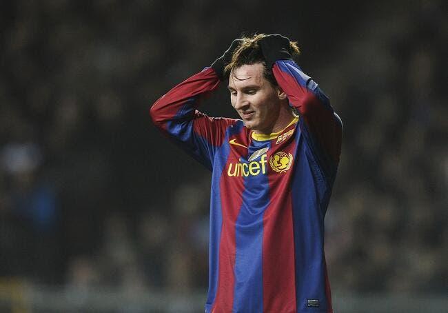 Messi : « Xavi et Iniesta méritent le Ballon d'Or »