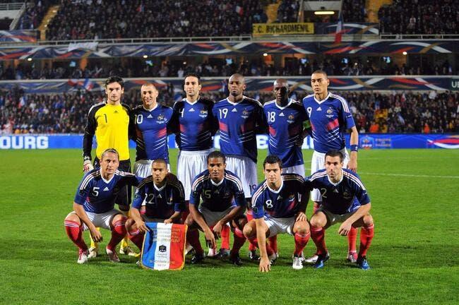 Sélection française recherche grands joueurs