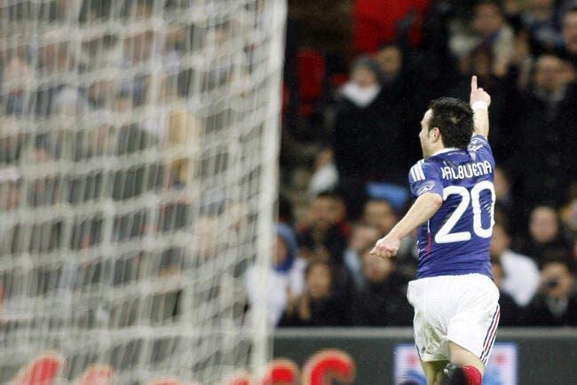 Deschamps espère un effet Wembley pour Valbuena
