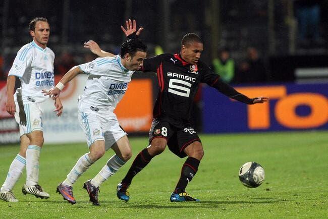Rennes ne joue pas dans la même cour que l'OM