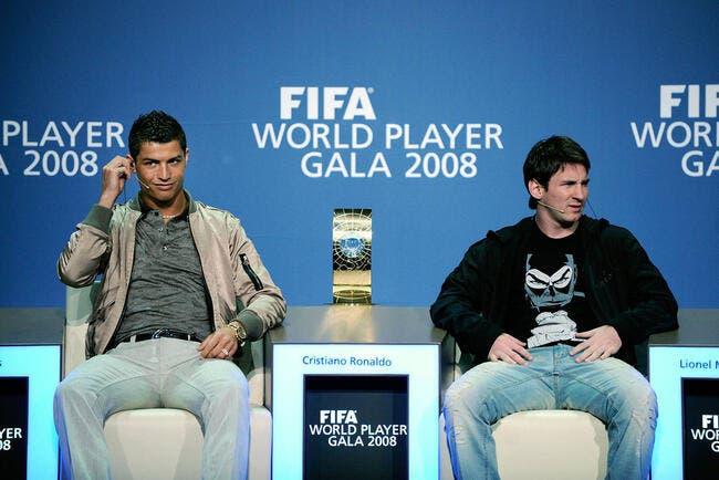 CR7 ou Messi? Mourinho a choisi