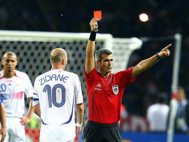 Les raisons du coup de boule de Zidane