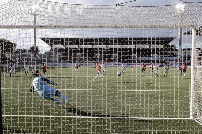 Lorient prend Valenciennes dans ses filets