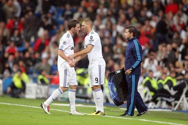Benzema sûr de triompher à Madrid