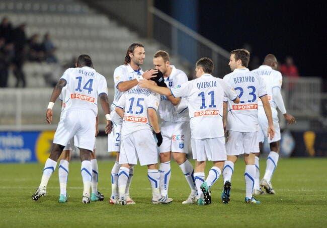 Auxerre reconquiert l'Abbé-Deschamps
