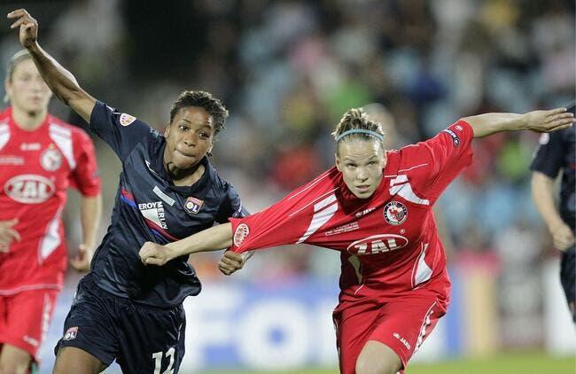 Vidéo : Pas de pitié dans le football féminin
