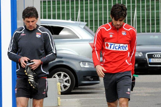 Juninho se voit bien entraîneur de l'OL