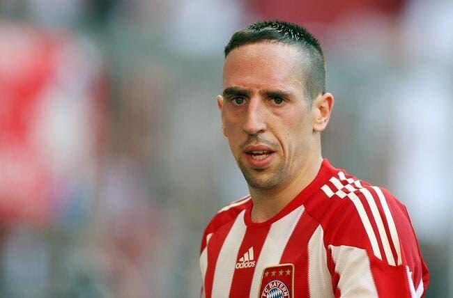 Ribéry et le Bayern, un amour qui dure