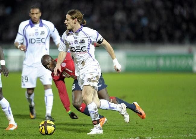 Montpellier a fait une offre pour Cetto