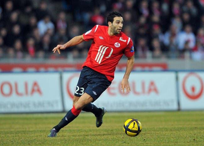 Adil Rami regrette déjà Lille