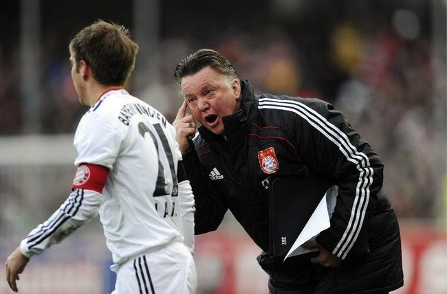 Van Gaal finalement viré par le Bayern Munich !