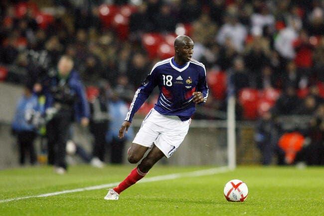 A. Diarra en a marre qu'on parle de la Coupe du monde...