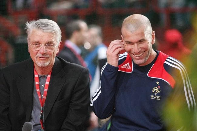 Zidane réclame 75.000 euros à Alévêque et SportMag !