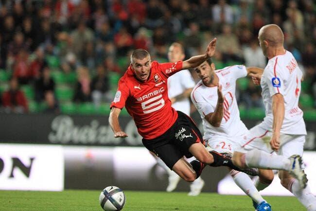 Rennes ne voit personne embêter Lille