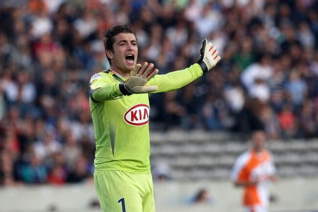Carrasso s'offre un tête à tête avec les supporters de Bordeaux