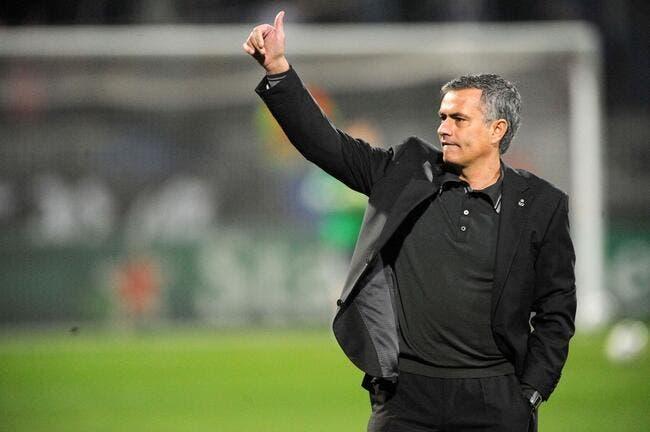 Pour Mourinho, c'est encore « du 50-50 » entre l'OL et le Real