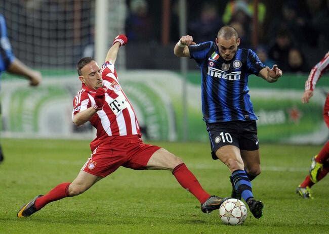 Entre blessure et mauvaise presse, Lehmann se paye Ribéry