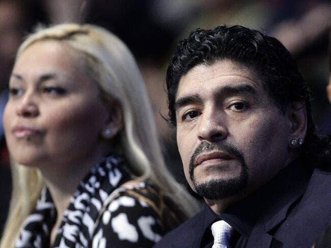 Maradona candidat pour entrainer en Espagne