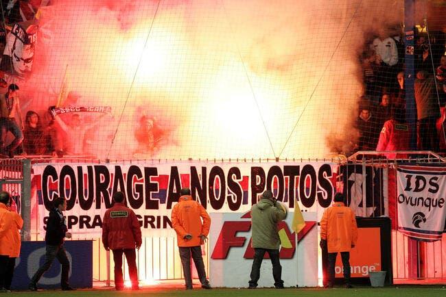 Des supporters du PSG se font tristement remarquer en Gambardella