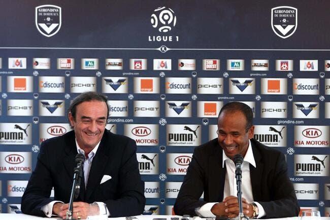 Sa démission refusée, Tigana reste à Bordeaux !