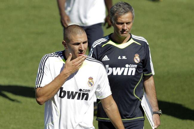 Mourinho sent que Benzema « est mieux intégré »
