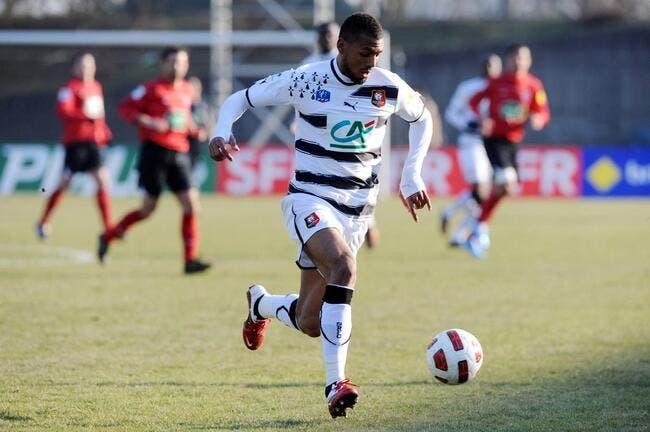 Mvila répète qu'il ne veut pas quitter Rennes