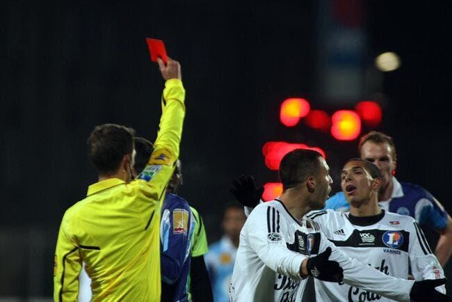 Contre-attaque surprise des arbitres sur la Ligue 2 !