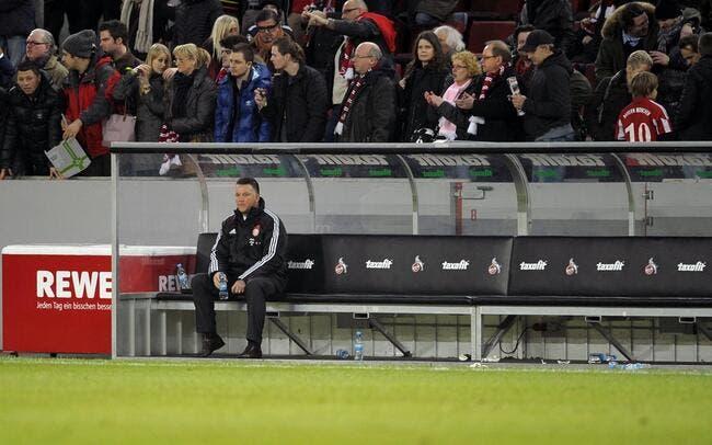 Le Bayern Munich garde Van Gaal jusqu'en juin faute de mieux