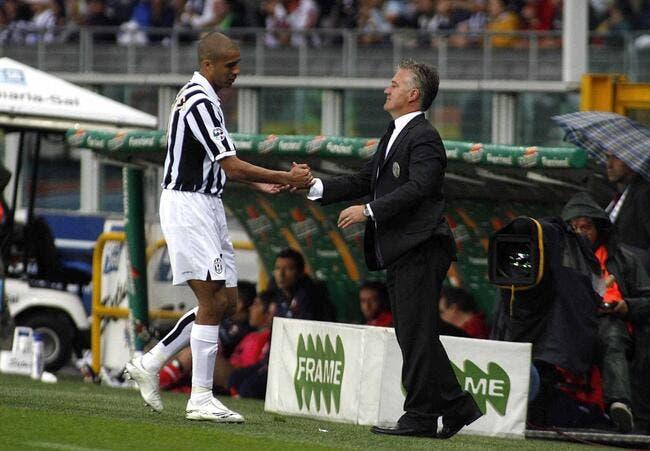 Deschamps ne ferme pas la porte à la Juventus
