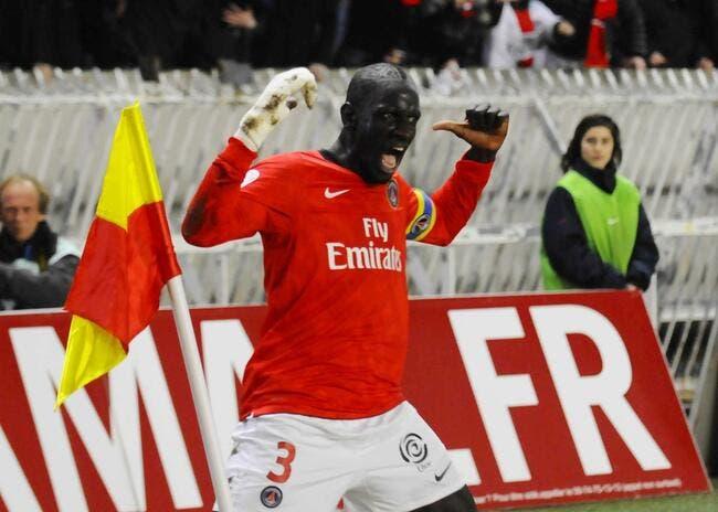 Officiel : Sakho prolonge au PSG jusqu'en 2014