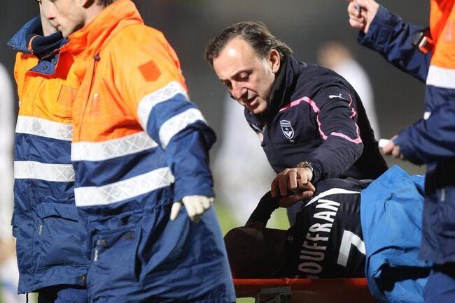 Gouffran n'a pas été victime d'un attentat selon Fernando