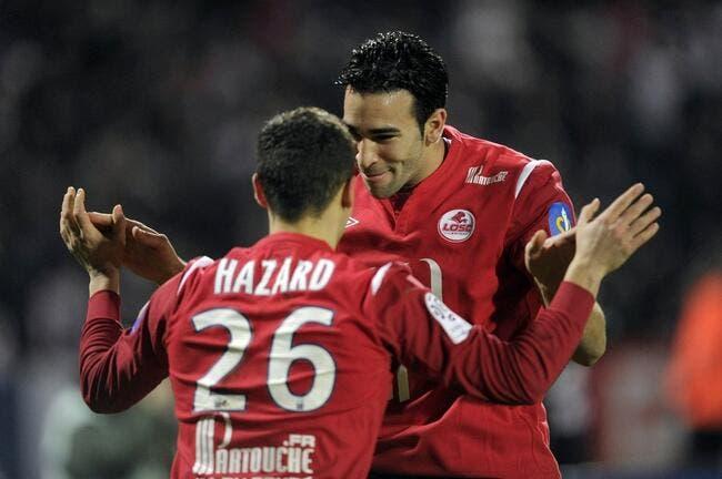 Pour Rami, Hazard «ne partira pas» du LOSC