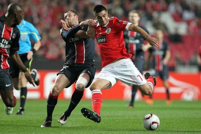 Le PSG « pensait au nul ou à la victoire » à Benfica