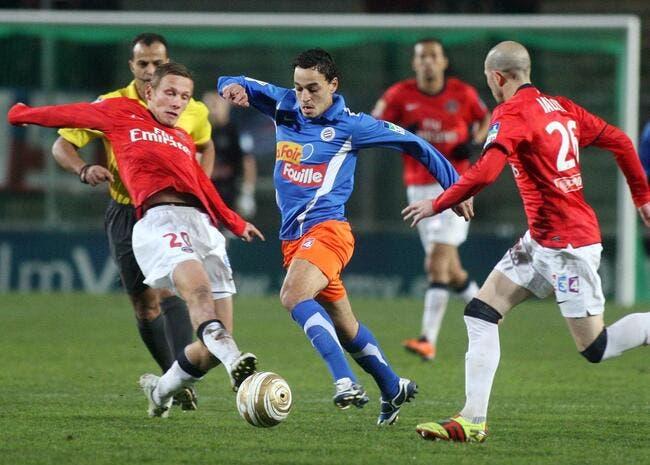 Contre le PSG, un match «tournant» pour Montpellier