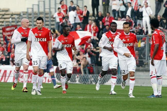 Monaco touche le gros lot à Bordeaux