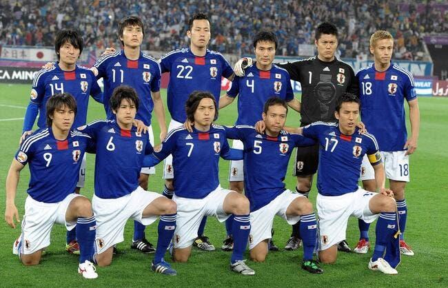 Rencontre france japon foot