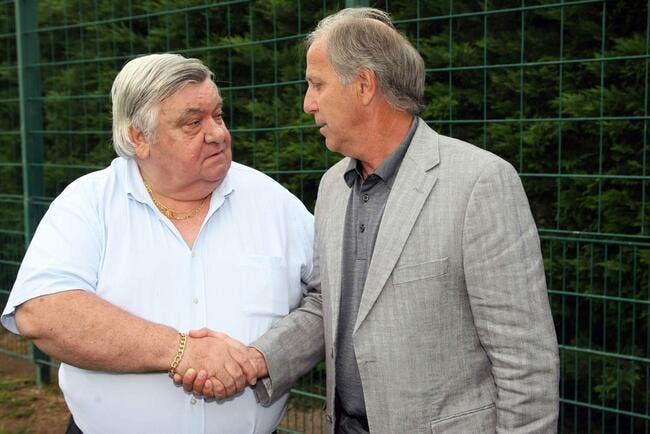 René Girard prolonge de deux ans avec Montpellier