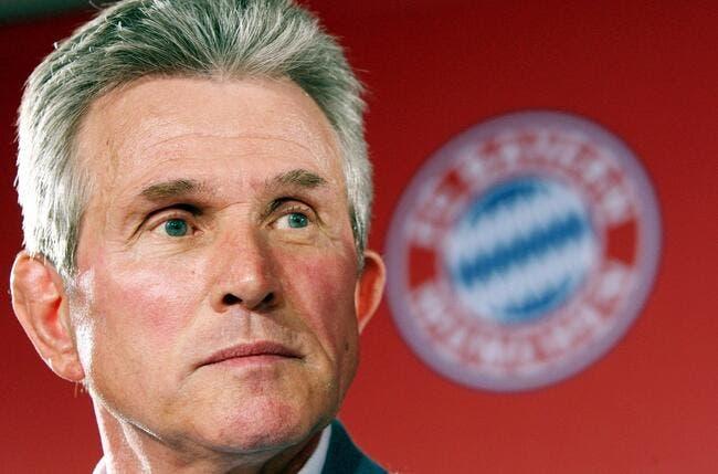 Officiel : Heynckes entraîneur du Bayern Munich jusqu'en 2013