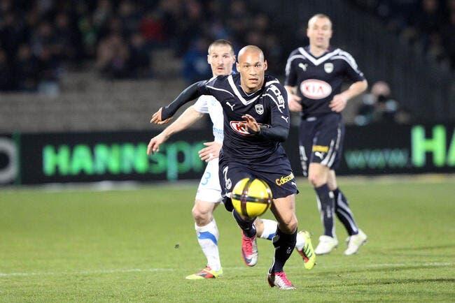 Gouffran se la joue critique avec Bordeaux