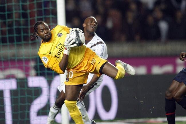 Le PSG fixe un dernier ultimatum à Apoula Edel