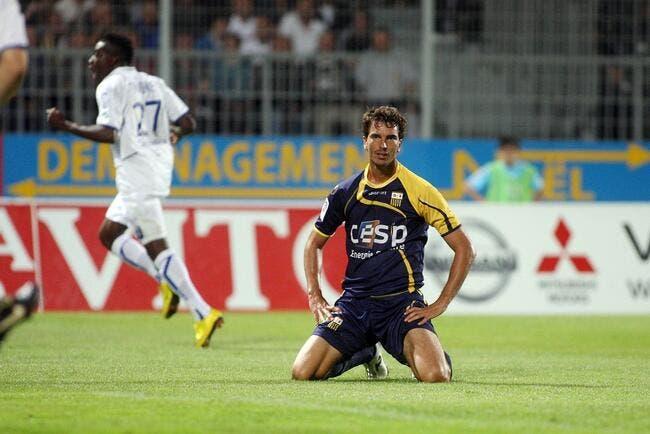 Pavon, après le Real Madrid, Arles-Avignon ne le déprime pas