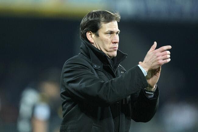 Garcia prolonge de deux ans à Lille