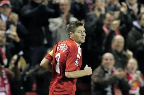 Gerrard, une décennie en «Red»
