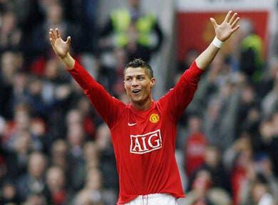 Cristiano Ronaldo est en Or !