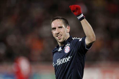 Ribéry rassure le Bayern