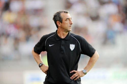 Bazdarevic : «Auxerre est difficile à bouger»
