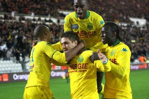Nantes s'offre un «bol d'air»