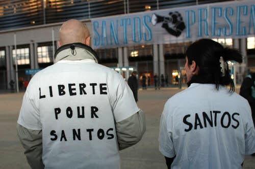 Libération conditionnelle pour Santos ?