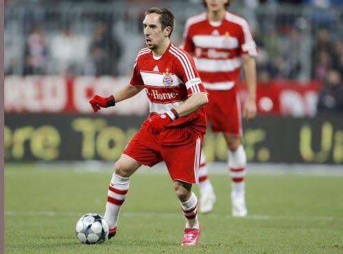 Ribéry tourne le dos à la Ligue 1