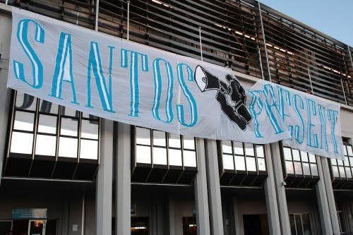 Santos libéré sous caution